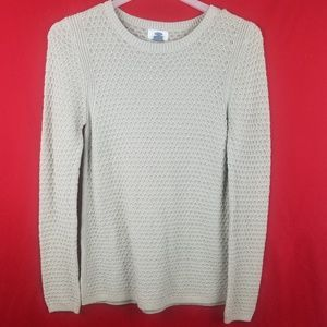 Women's Old Navy Knit Sweater Size Medium